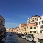 ベネチアの空