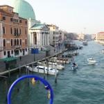 ブルーはベネチアの海の色